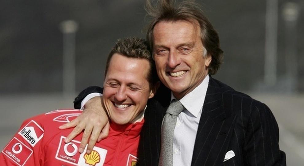 Tanti Auguri Schumacher: Montezemolo ricorda il suo arrivo