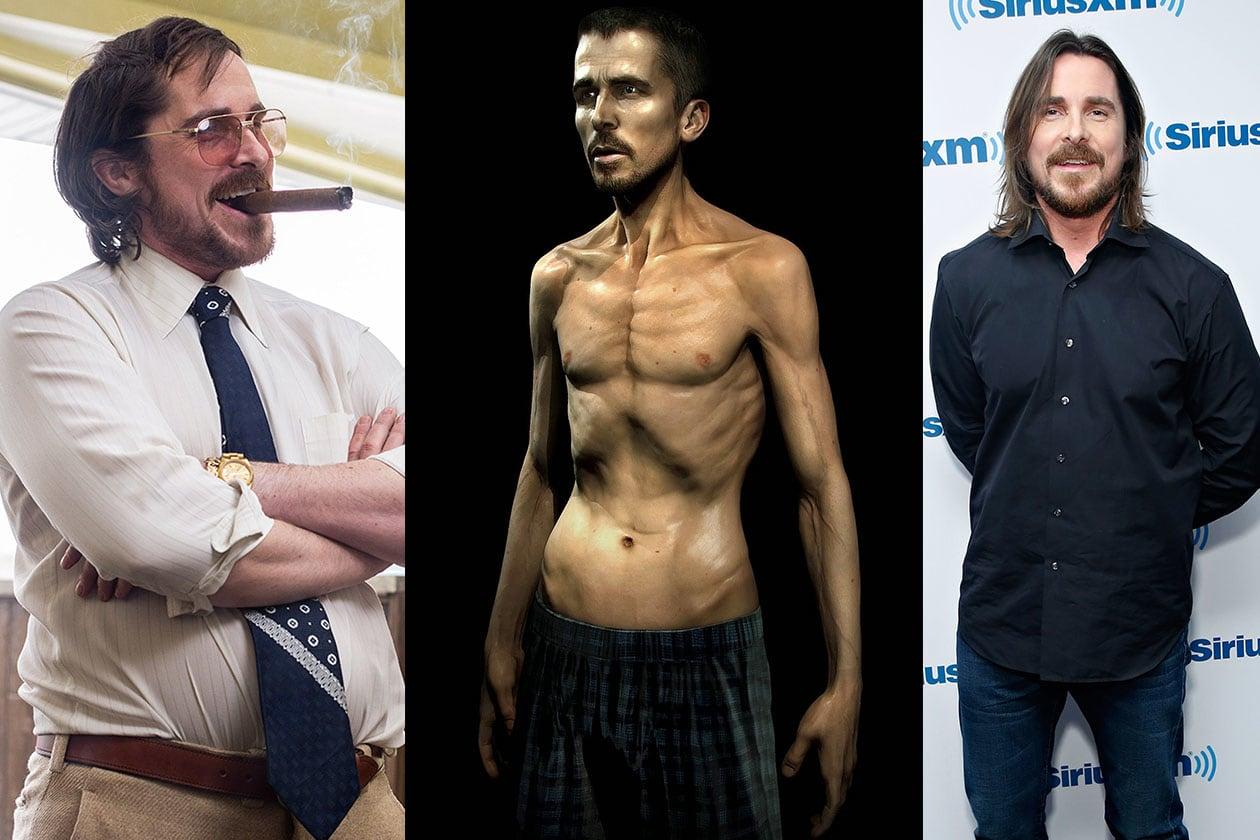 Christian Bale smetterà di cambiare peso e fisico per interpretare i ruoli