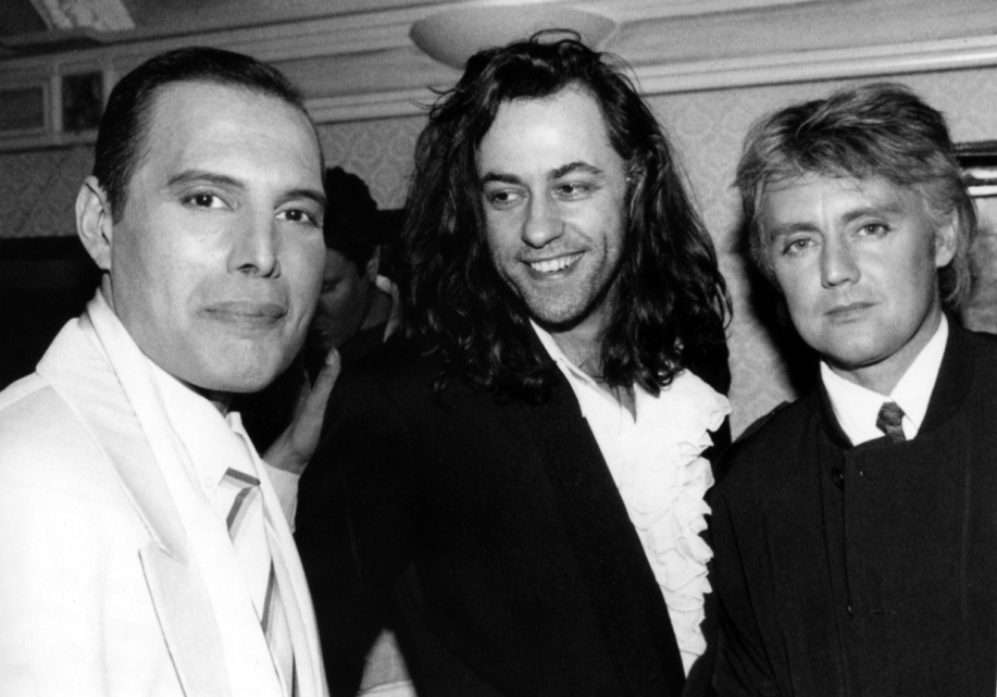 """Roger Taylor: """"Freddie è sempre con me""""."""