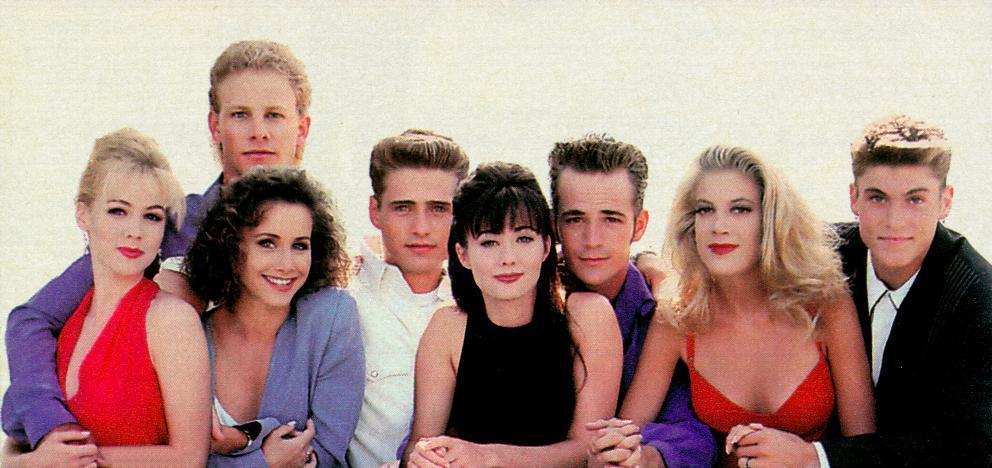Beverly Hills 90210: Tori Spelling conferma il 'reboot'