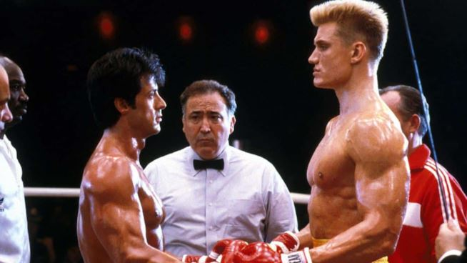 Creed 2: Drago-Lundgren 'Ho un'auto targata Ti spiezzo in due'