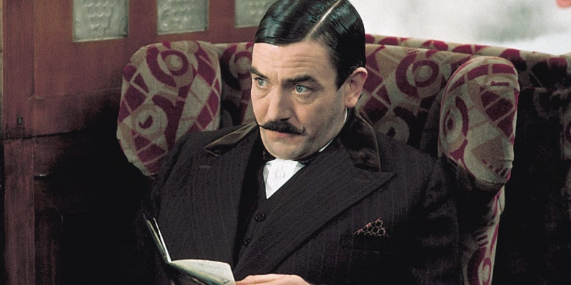 """Addio a Albert Finney, il Poirot di """"Assassinio sull'Orient Express"""""""