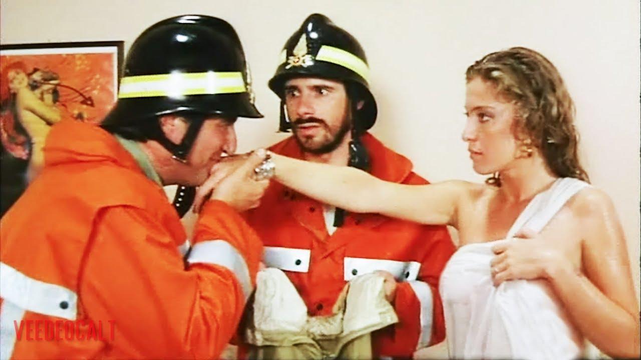 I Pompieri: le curiosità del film con Villaggio, Banfi e De Sica