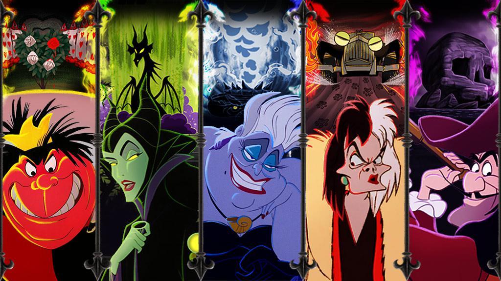 Disney +, in arrivo una serie tutta dedicata ai cattivi