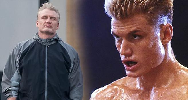 """Dolph Lundgren: """"Non volevo tornare Drago, e invece…"""""""