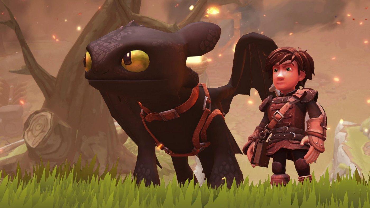 Dragons: L'Alba dei Nuovi Cavalieri recensione per PS4