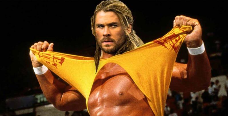 Chris Hemsworth sarà Hulk Hogan nel suo biopic