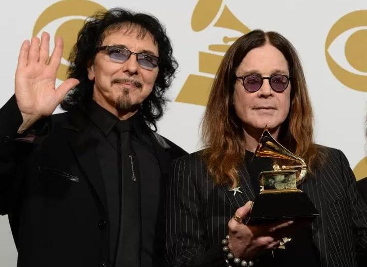 """Tony Iommi dei Black Sabbath sul ricovero di Ozzy Osbourne: """"Guarisci presto amico mio"""""""