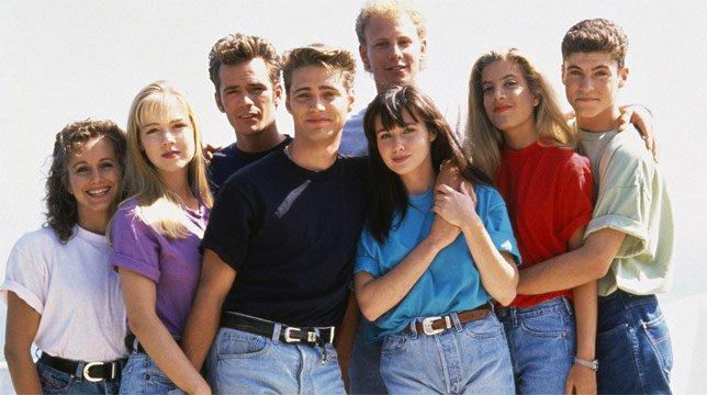 Nel reboot di Beverly Hills 90210 ci sarà un omaggio a Luke Perry