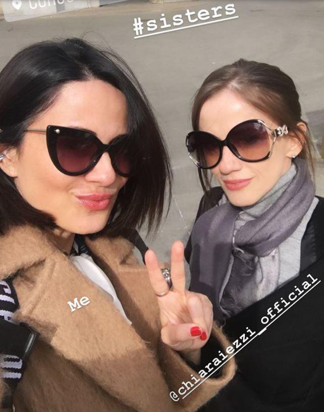 Paola e Chiara nuovamente insieme su Instagram