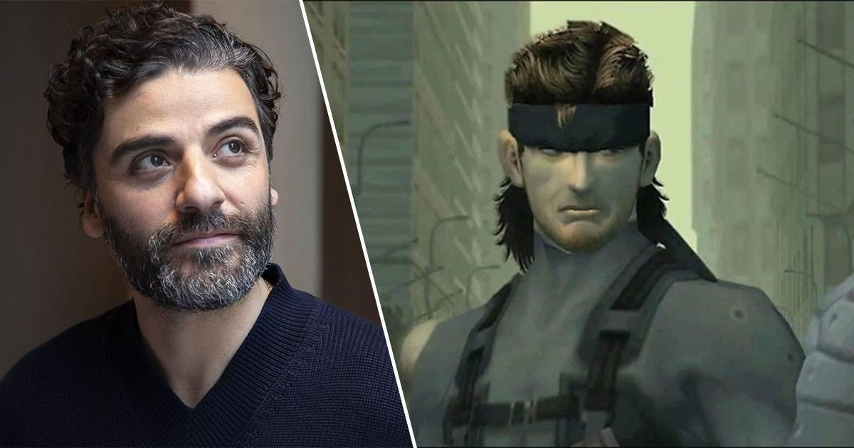 Oscar Isaac vorrebbe essere Snake nel film di Metal Gear Solid