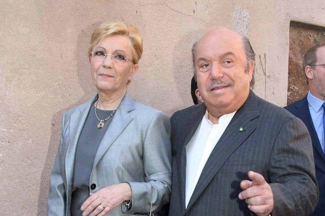 """Lino Banfi: """"Ho rinunciato a un film per stare vicino a mia moglie"""""""