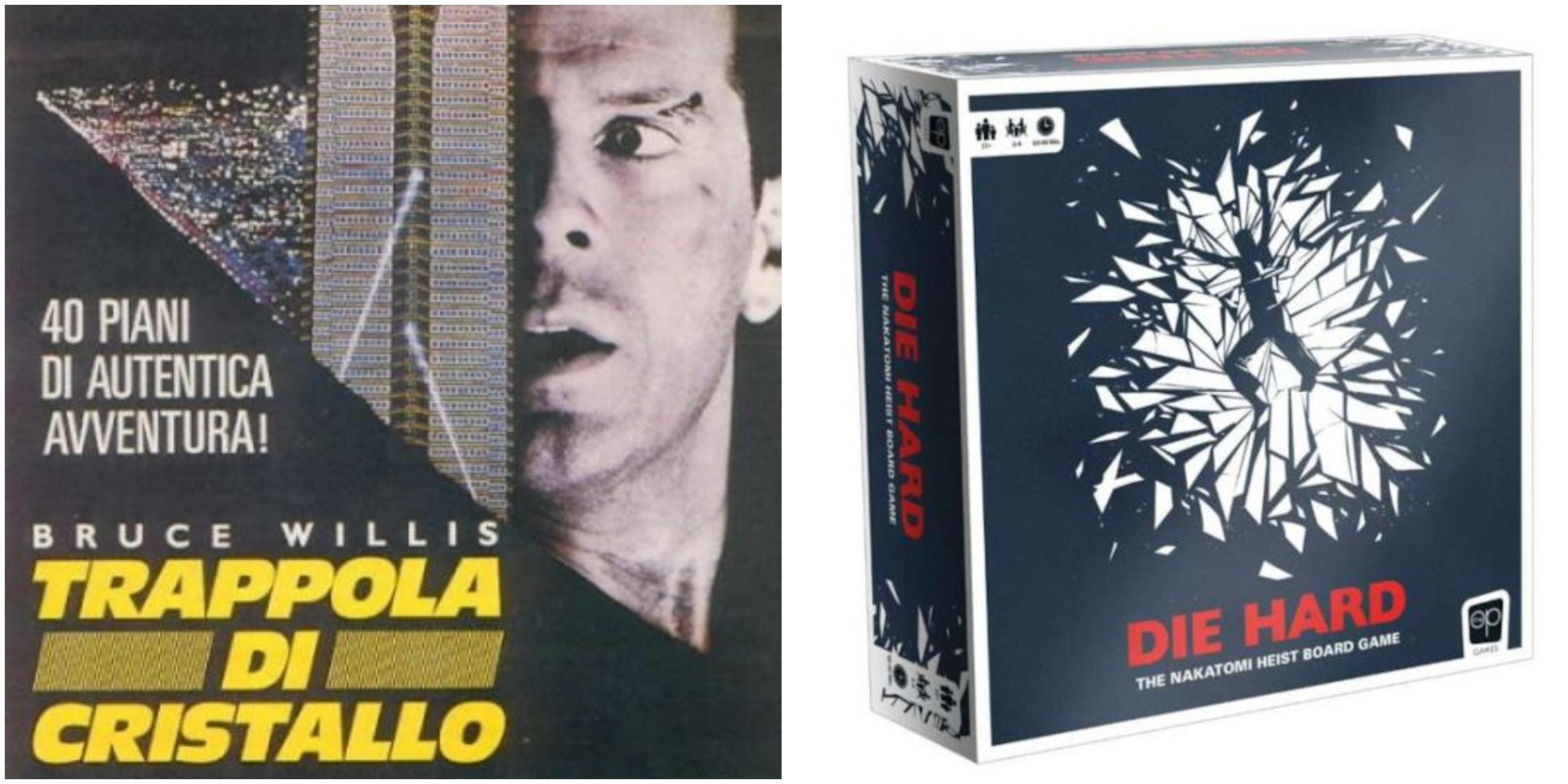 """""""Die Hard – Trappola di cristallo"""": in arrivo il gioco da tavolo!"""