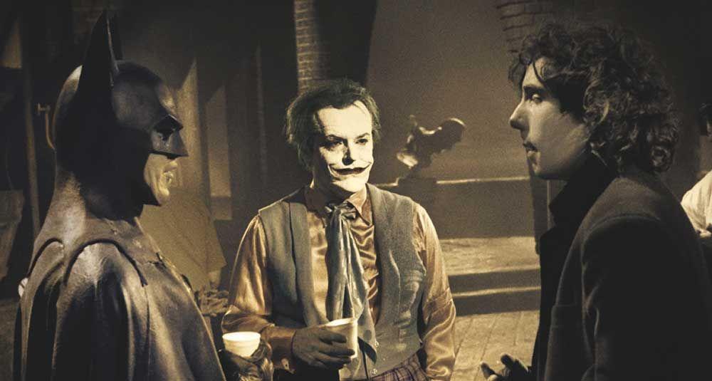 Batman 1989, le foto dal set e alcune curiosità