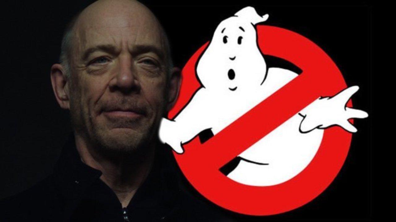 "Ghostbusters 3: J.K. Simmons ""sa tutto"" sul film di Jason Reitman"