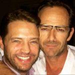 Il toccante addio di Jason Priestley, il Brandon di Beverly Hills a Luke Perry