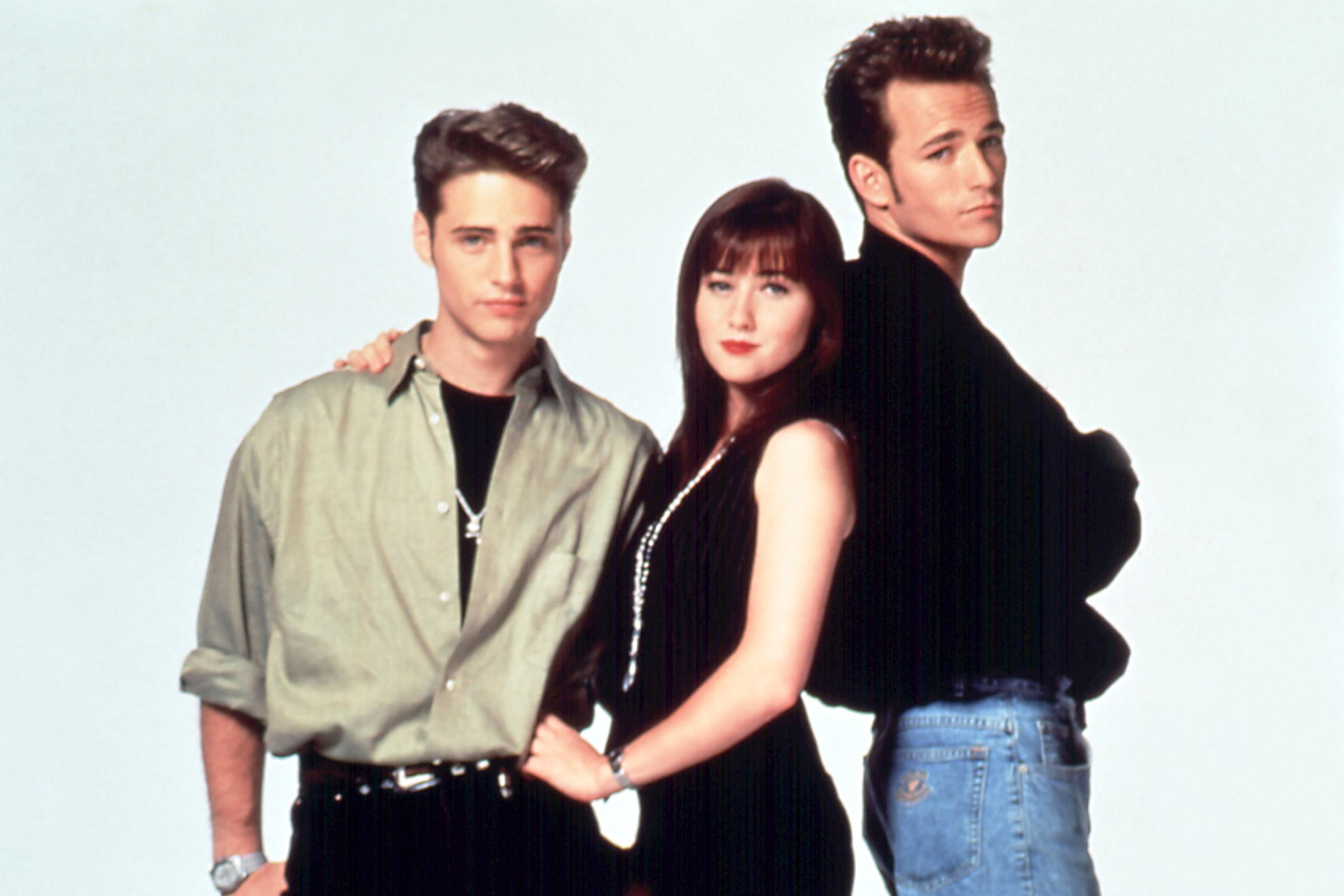 Shannen Doherty vuole tornare nel cast di Beverly Hills 90210 come omaggio a Luke Perry