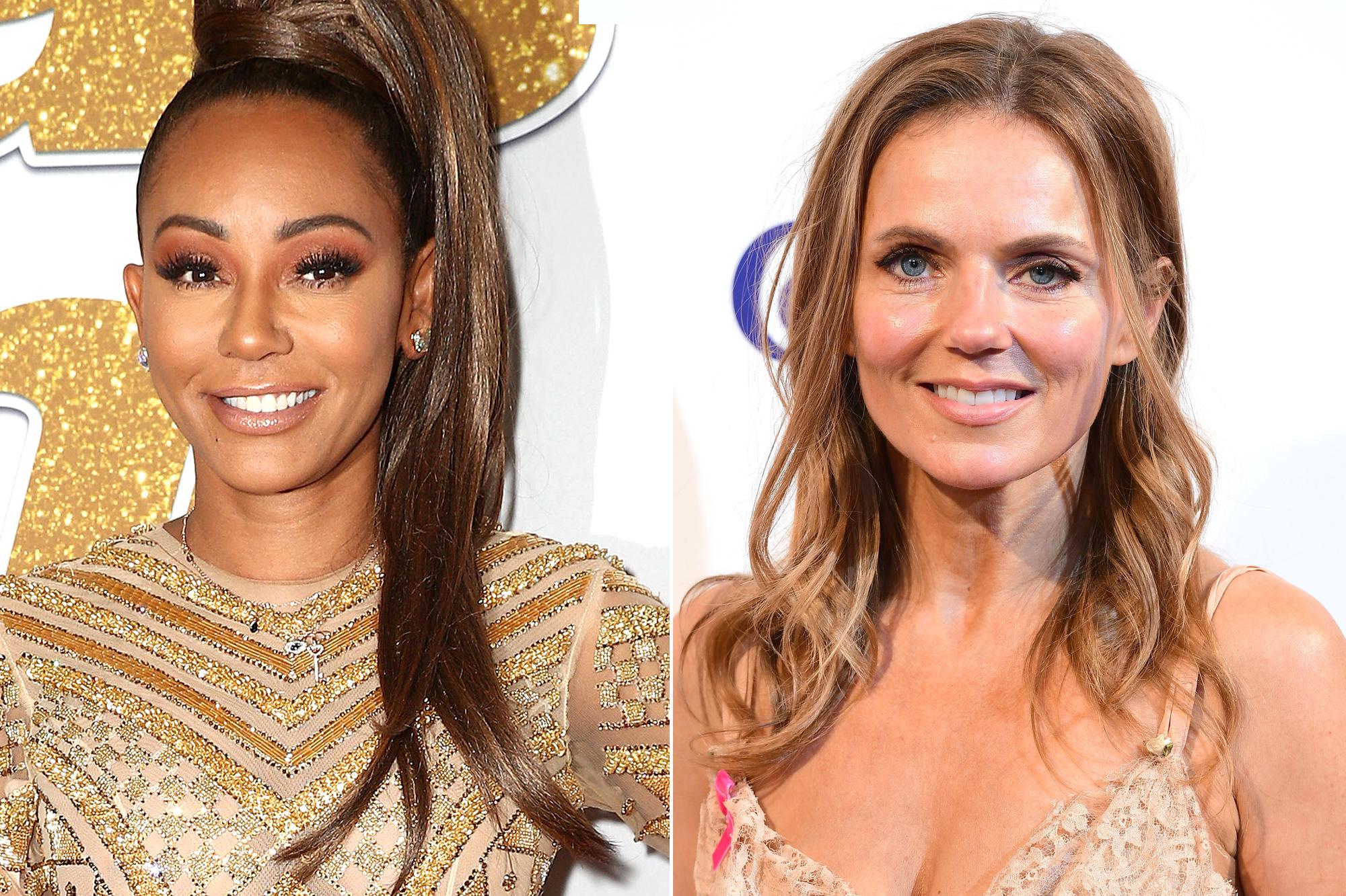 Spice Girls, il tour si farà: Mel B e Geri chiariscono
