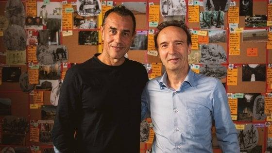Pinocchio: prima foto dal set del film di Matteo Garrone!