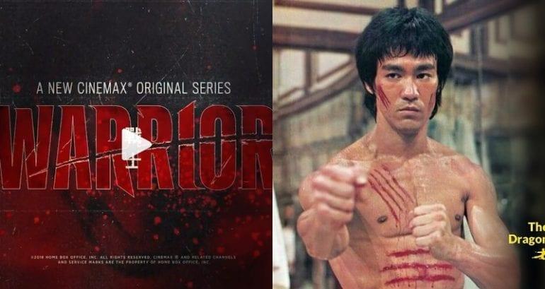 Warrior: il primo trailer della serie che avrebbe visto Bruce Lee protagonista