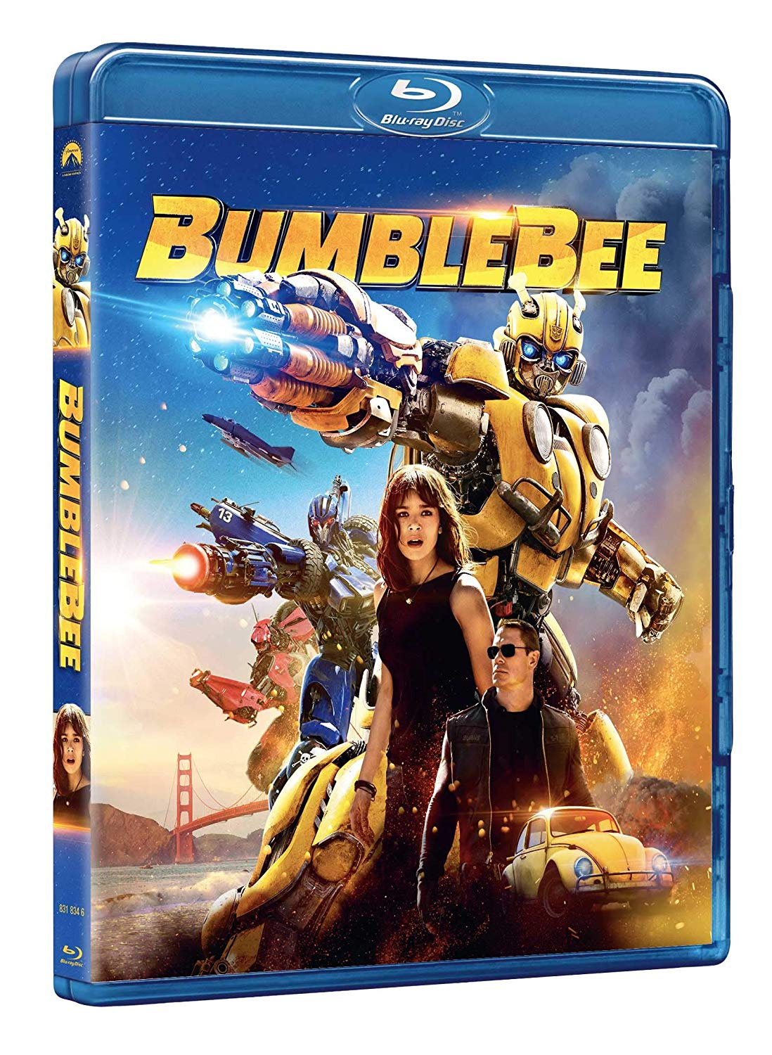 BUMBLEBEE arriva in home video
