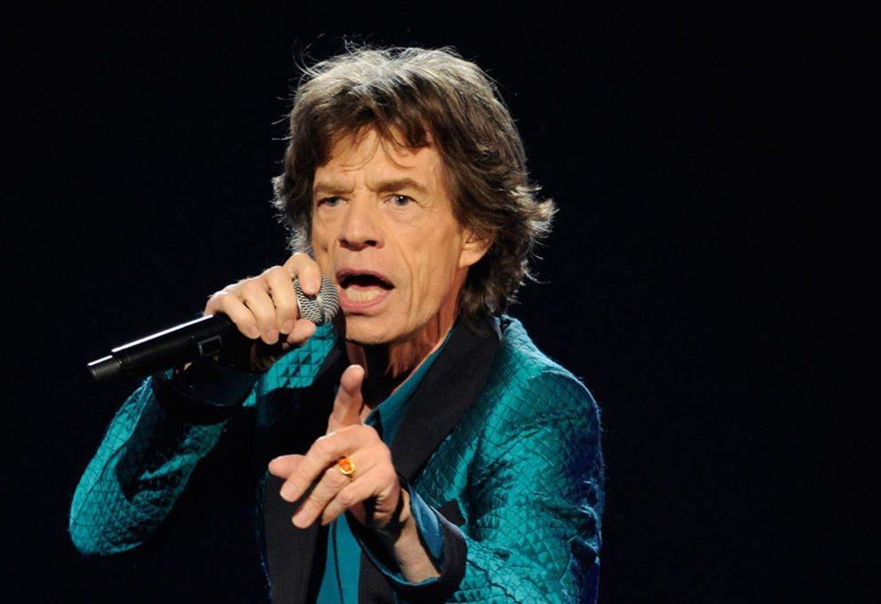 Mick Jagger, la foto dopo l'operazione al cuore