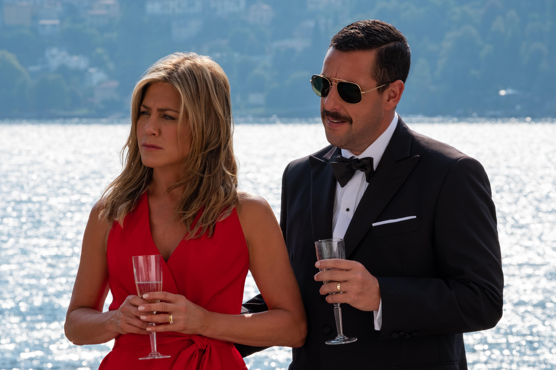 Murder Mystery, ecco il trailer italiano del film con Jennifer Aniston e Adam Sandler