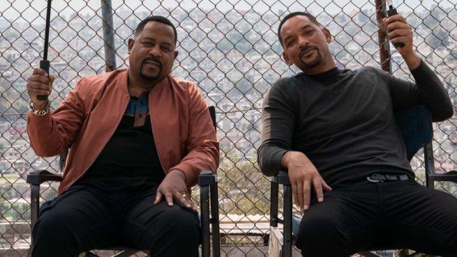 Bad Boys 3: finite le riprese del terzo film Will Smith e Martin Lawrence