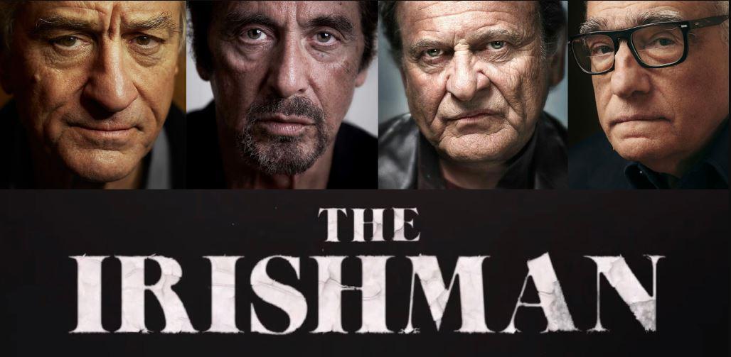 """The Irishman: la produttrice afferma che avrò lo stesso umorismo di """"Goodfellas"""""""
