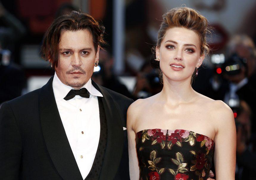 Johnny Depp avrebbe chiesto alla Warner di licenziare Amber Heard da Aquaman