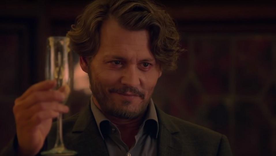 The Professor: il trailer del nuovo film con Johnny Depp protagonista