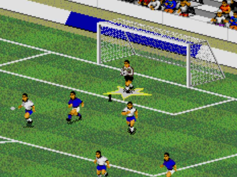 FIFA International Soccer: le origini del mito