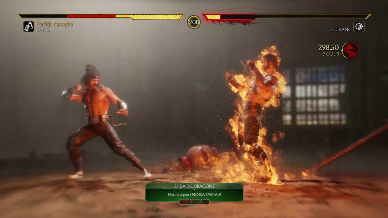 Mortal Kombat 11: vi mostriamo una panoramica di questo nuovo capitolo (gameplay)