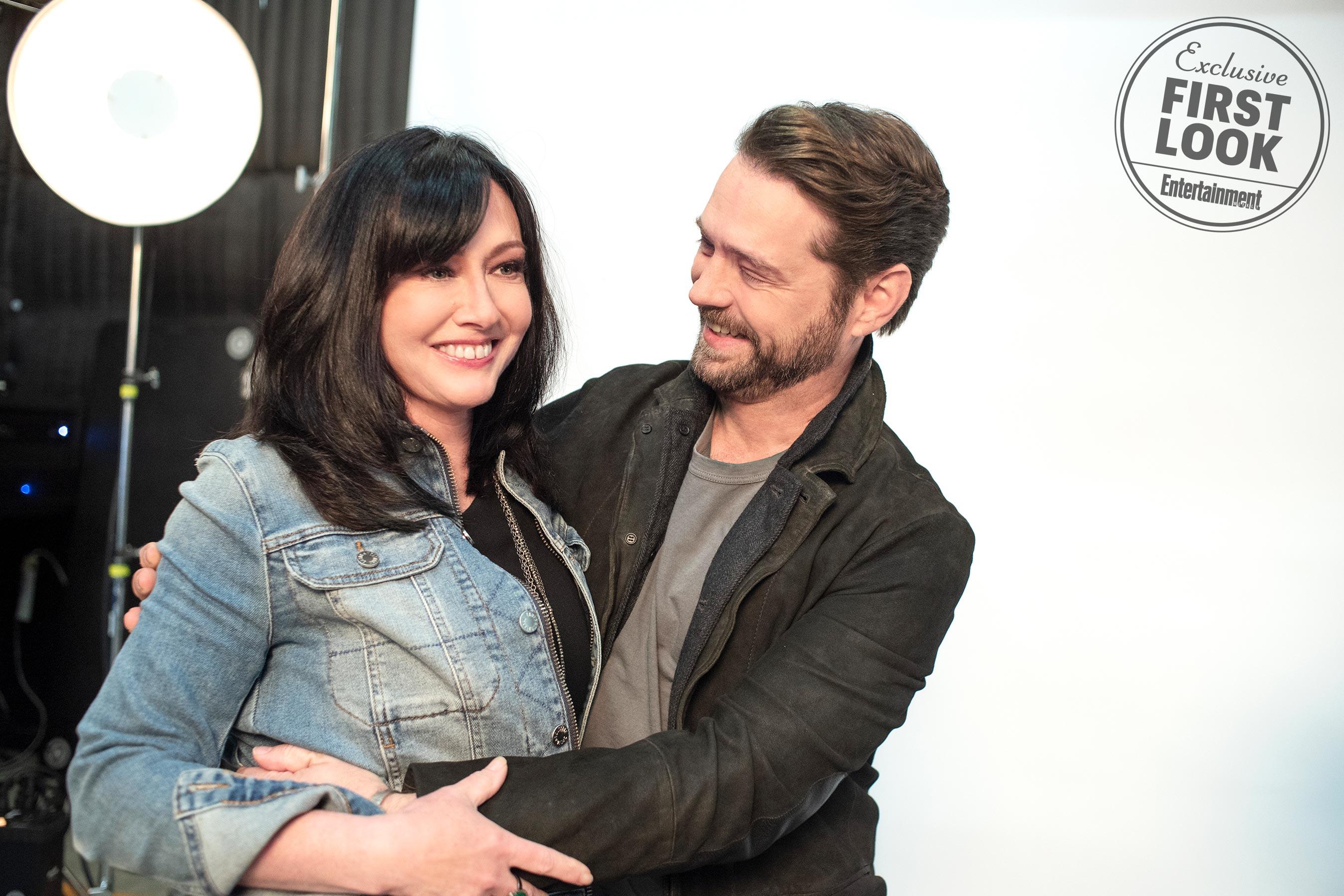 """Jason Priestley sul revival di Beverly Hills 90210: """"Sarà tragico e divertente"""""""