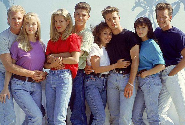 Luke Perry, il ricordo degli amici e colleghi di Beverly Hills alla reunion