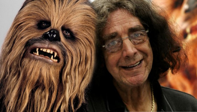 "È morto Peter Mayhew: addio a ""Chewbacca"""