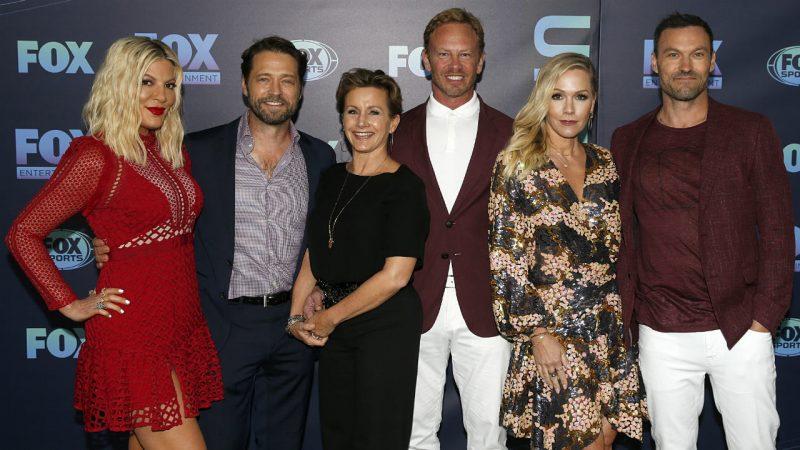 Beverly Hills 90210: gli attori spiegano il riavvio della serie