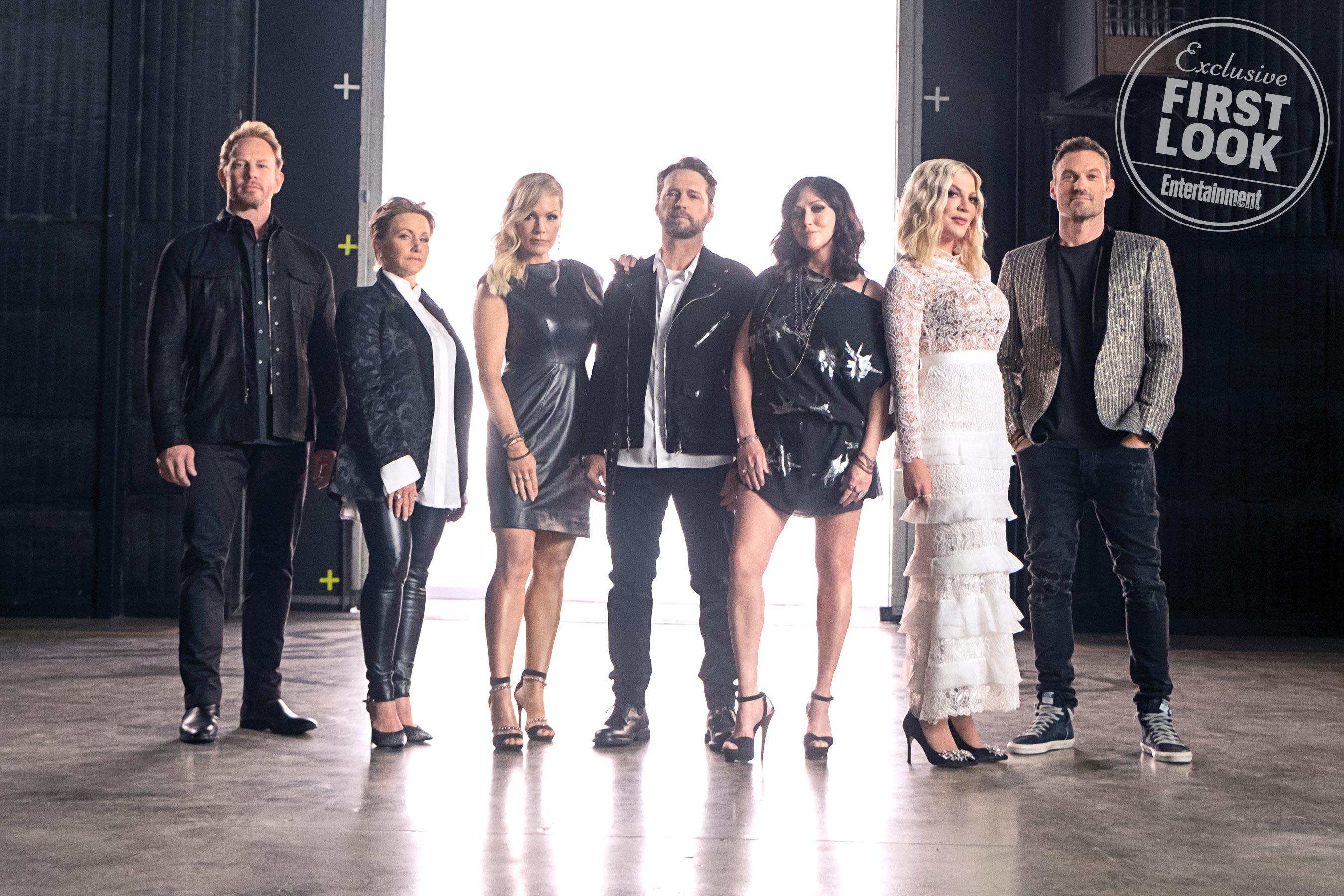 BEVERLY HILLS 90210, LE PRIME FOTO DEL REBOOT