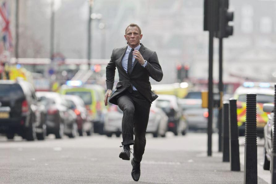 """Infortunio per Daniel Craig sul set di """"Bond 25"""""""