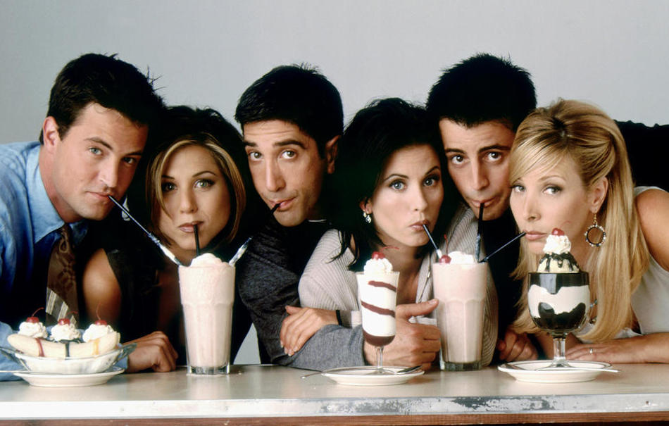 "Courteney Cox nostalgica, ecco la prima foto del cast di ""Friends"""