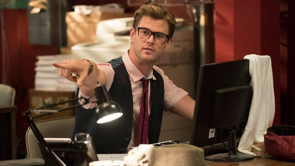 "Chris Hemsworth rivela perché stava per lasciare ""Ghostbusters"""