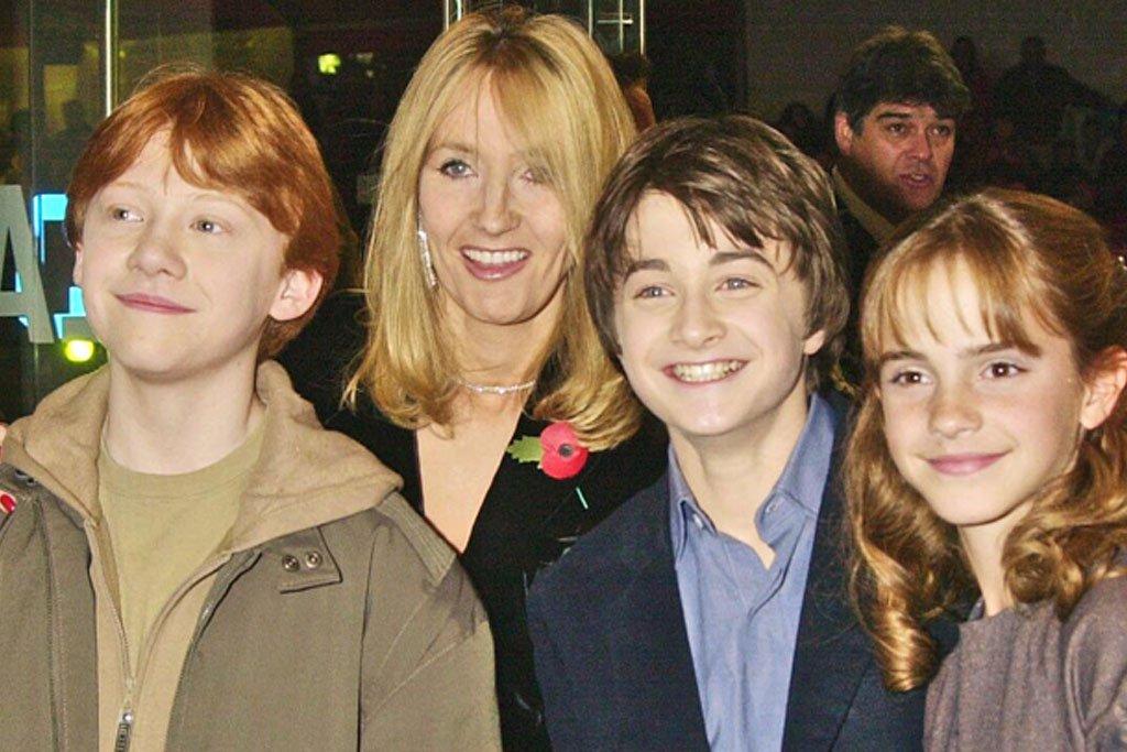 Harry Potter: arrivano altri 4 libri scritti da J.K. Rowling