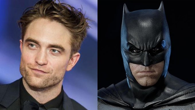 Robert Pattinson sarà il nuovo Batman