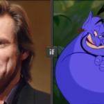 Aladdin: il Genio doveva essere Jim Carrey