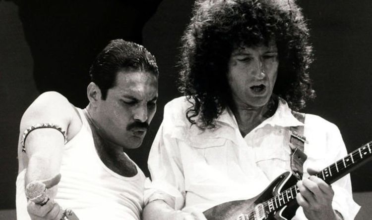 "Freddie Mercury, ecco l'inedito ""Time Waits For No One"""