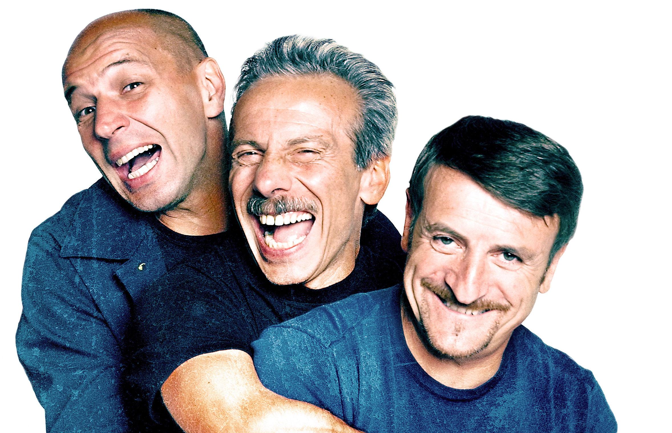 Aldo, Giovanni e Giacomo: al via le riprese del nuovo film insieme