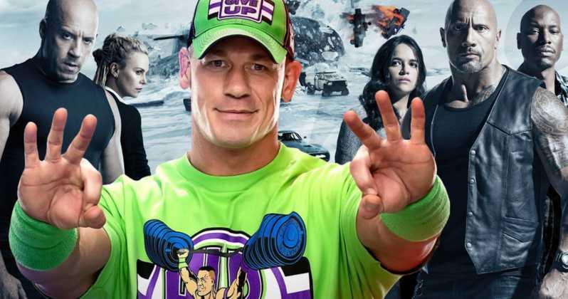 Ufficiale: John Cena sarà in Fast & Furious 9