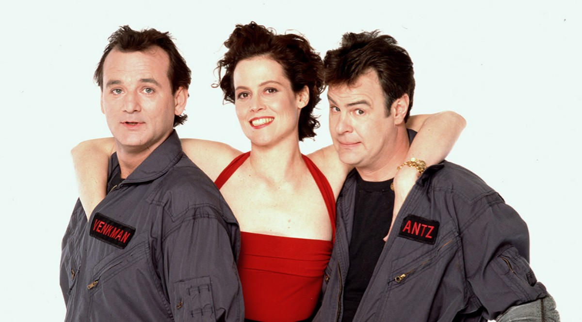 Ghostbusters 3: Sigourney Weaver, Bill Murray e Dan Aykroyd nel cast!
