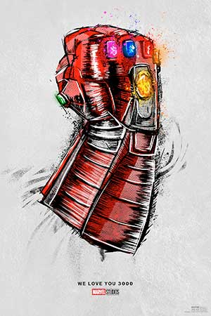 Avengers Endgame nuova versione: ecco la data d'uscita e il nuovo poster