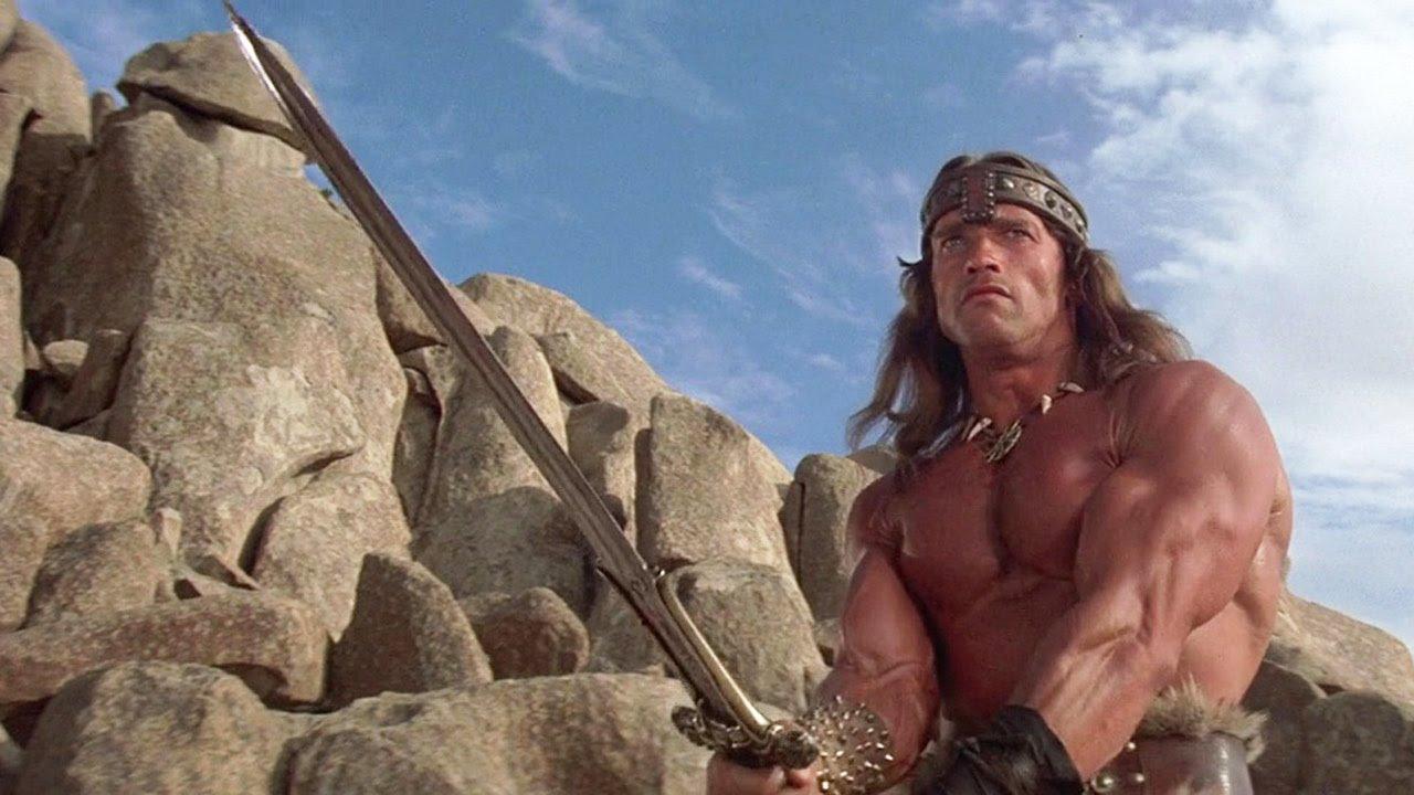 """""""Conan il distruttore"""", le curiosità del film con Arnold Schwarzenegger"""